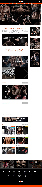 TCD MAXX TCD043 wordpress theme full size